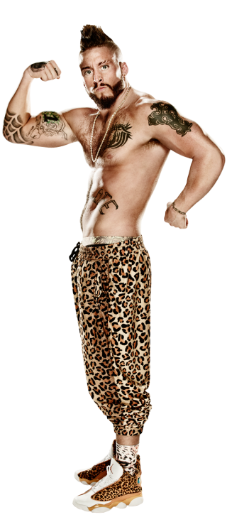 enzo amore raw tag team champion